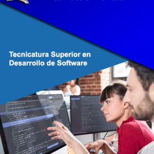 TECNICATURA SUPERIOR EN DESARROLLO DE SOFTWARE